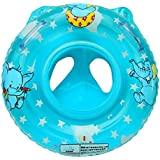Baby Kids Toddler Inflatable Swimming Swim Ring Float Seat Boat Pool Bath Safety