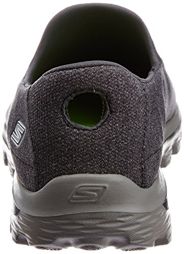 Skechers Go Walk 2 Super Sock, Chaussures de ville homme Gris (Char)