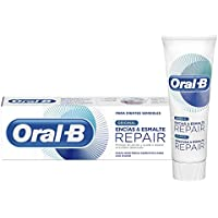 Oral-B Encías & Esmalte Repair Origina -l Pasta Dentífrica para dientes sensibles - 4 Recipientes de 75 ml - Total: 300 ml
