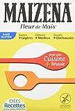 Maïzena Farine pour Lier sans Gluten Fleur de Maïs 400g