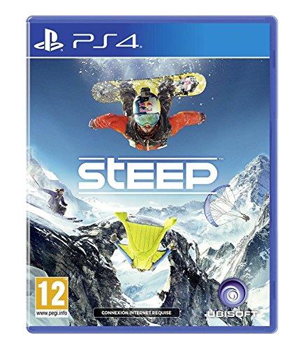 UBI Soft Steep PS4