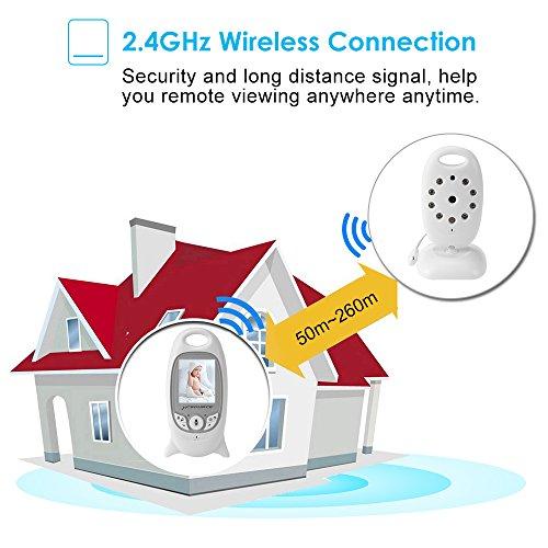 Generic XP601 Digital Video Babyphone - 7