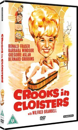 Nicht mit uns, Herr Kommissar / Crooks in Cloisters [UK Import]