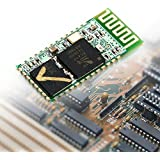XCSOURCE® Módulo Transceptor Inalámbrico Hasta 9,2m (30 Pies) Bluetooth RF HC-05 RS232 TTL en Serie para Arduino TE294