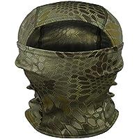 San Bodhi Herren Outdoor Tactical Sturmhaube Python Hoody Snood Hals Camouflage Full Face Maske preisvergleich bei billige-tabletten.eu