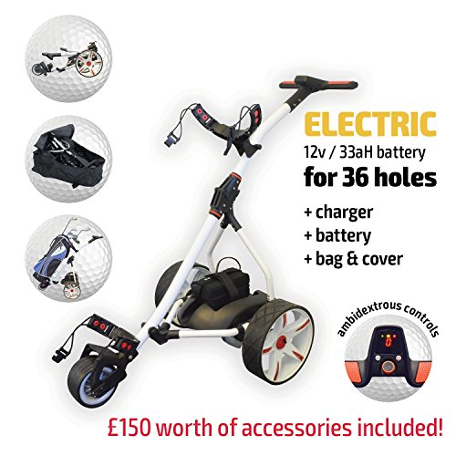 electric-golf-trolley-red-white