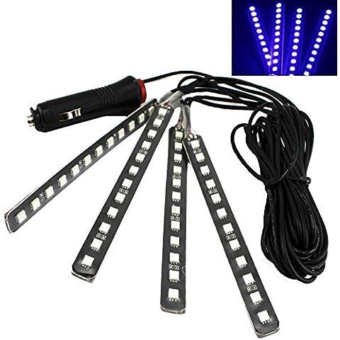 iekon luci di atmosfera LED auto decorazione lampada 12V LED