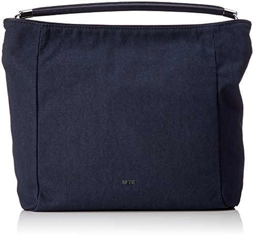 BREE Damen Fantastic 10, Denim, Hobo W17 Schultertasche, Blau (Denim), 15x34x35 cm (Hobo Denim)