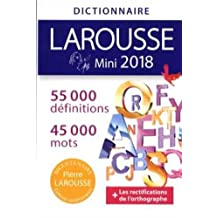 Dictionnaire Larousse mini