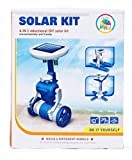 Smiles Creation 6 - in - 1 Educational Solar Energy Kit Series 2, Multi Color- Toy for Kids