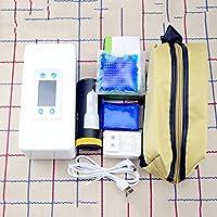 YLLXX Insulin Kühlbox Tragbarer Intelligenter Fahrzeuginkubator Kühlschrank Mini Tragbarer Ladekühlschrank Insulin... preisvergleich bei billige-tabletten.eu