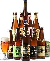Vous préférez les bières blondes à toutes les autres ? Ne cherchez pas plus loin, ce coffret Bières Blondes composé de 11 bières, d'un verre ballon Saveur Bière d'une contenance de 25 cl, d'un Beeronote, d'un décapsuleur et de deux sous bocks Saveur ...