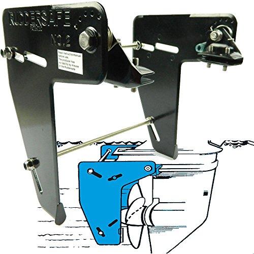 Hydrofoil Ruddersafe Boot bis 8,50 m Ruder Stabilisator