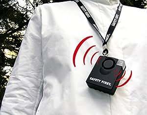 KH-Security Schutzalarm Safety First mit Licht