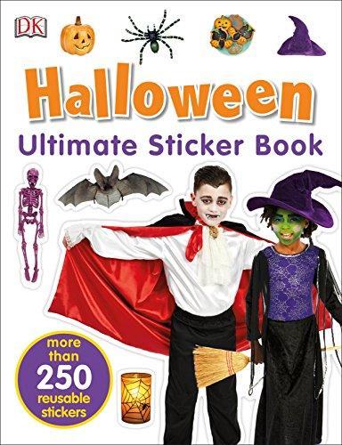 Ultimate Sticker Book Halloween (Ultimate Sticker Books)
