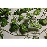 Best Artificial (TM) English 210cm / 7ft Ivy Garland Hanging Vine String Plant - IL03 (1)