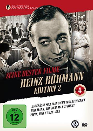 Heinz Rühmann Editon 2 [4 DVDs]
