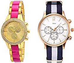 Womens Watches (Kitcone Analog Multi-colour Dial Womens Watches )-nw 4781113