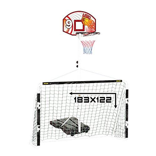 CDTS - CDTS Ensemble Multi-Jeux, Panneau de Basket + But de Foot