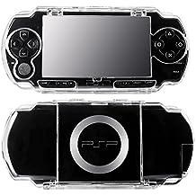 Crystal Clear Case insten el Compatible con Sony PSP