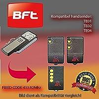 compatible con Model BFT TE01, BFT TE02, BFT TE04emisor manual para, Clones