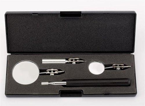Draper 44001 Teleskopisches Aufhebewerkzeug und Inspektionsspiegel-Set, 4-teilig