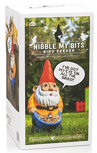 Nibble My bits bird Feeder - Naughty-pants