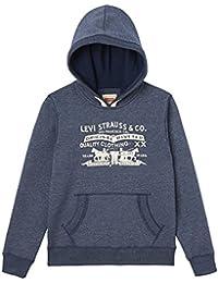 Levi's Jaspy, Sweat-Shirt à Capuche Garçon