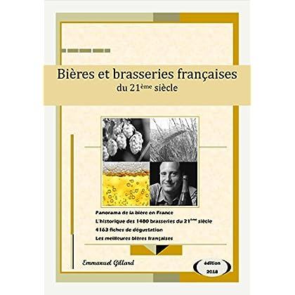 Bières et brasseries françaises du 21ème siècle – Edition 2018
