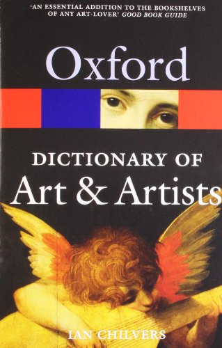 The Oxford Dictionary of Art and Artists.