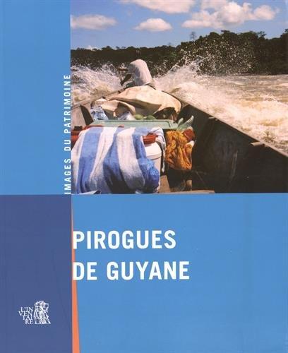 Pirogues de Guyane