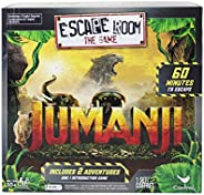 Jumanji Escape Room Game