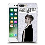 Official Justin Bieber World Tour 2016 Purpose Soft Gel Case for Apple iPhone 7 Plus / 8 Plus
