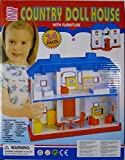24 Pieces My Country Doll House with Fur...
