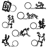 Kamasutra Metall Schlüsselanhänger - Einzeln verkauft - für Erwachsene