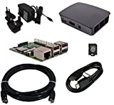 Raspberry Pi 3 model B _ 16GB _ Strbun _ BLK 3 Starter Kit – Noir
