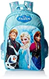 #9: Frozen Polyester Blue School Bag (MBE-WDP0668)