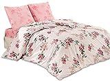 BUYMAX Bettwäsche Bettbezug 135x200 cm