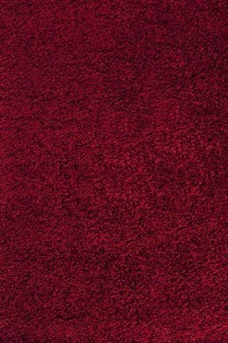 Ayyildiz Dream SHAGGY Teppich 4000 Rot 200 X 290 cm