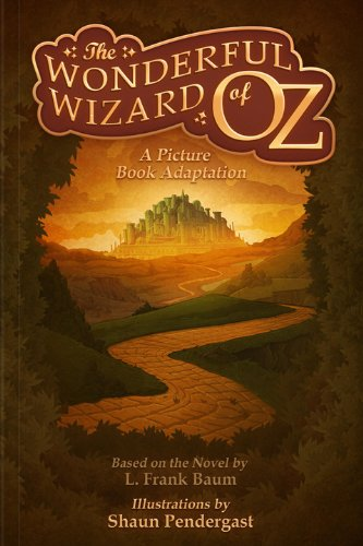 The Wonderful Wizard of Oz, A Picture Book Adaptation (Halloween Bäume)