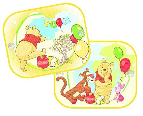 Disney Winnie Pooh Sonnenschutz 2er Set Kinder Sonnenrollo Auto