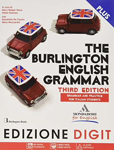The Burlington english grammar. Exercice book. B1-B2. Per le Scuole superiori. Con espansione online