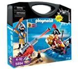PLAYMOBIL 5894 - Valisette Pirate et soldat