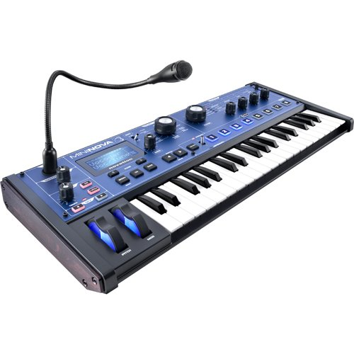 Novation MININOVA 37 Note Synthesizer Keyboard with Vocoder (japan import)