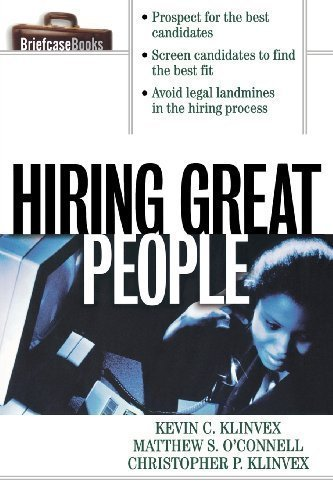 by-kevin-klinvex-matthew-s-oconnell-christopher-p-klinvex-hiring-great-people-1998-paperback