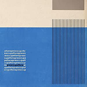 Preoccupations (Clear Vinyl)