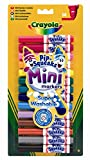 Crayola 03.8343DM - 14 Mini Filzstifte