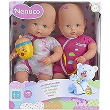 Nenuco - 700012131 - Les Jumeaux Soft - 35 Cm