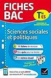 Lire le livre Fiches bac Sciences sociales gratuit