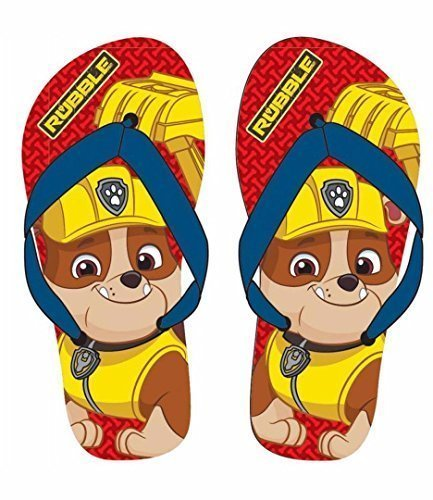 39cce234b980 Paw Patrol Kids Beach Summer Flip Flops Shoes  Amazon.co.uk  Shoes ...